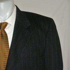 Burberrys Prorsum Vintage Two Button Suit 42L